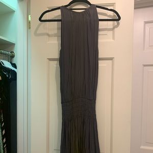 Ramy brook dress, Charcoal gray